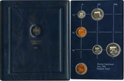 Nederland 1982 Beatrix gulden Proofset