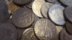 Nederland en Wereld 1 kilogram penningen