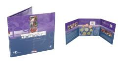 Nederland 1999 cliniclowns BU goede doelen set