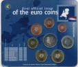 Nederland mix euromunten set