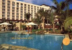 Aruba 1991 Beatrix FDC jaarset