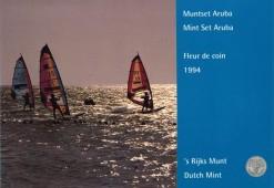 Aruba 1994 Beatrix FDC jaarset