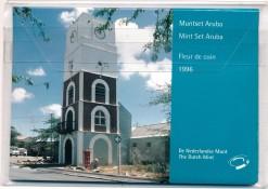 Aruba 1996 Beatrix FDC jaarset