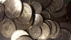 Nederland 1 kilogram nikkel gemixed
