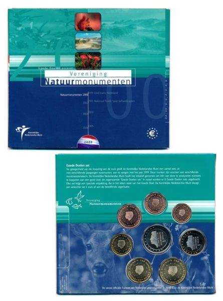 44640 Nederland 2000 natuurmonumenten BU goede doelen set