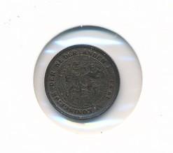 Nederland 1921 0,5 cent Wilhelmina