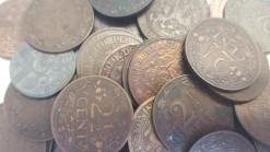Nederland 1877 - 1941 2,5 centen 50 stuks