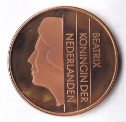 Nederland 1982 5 cent Beatrix