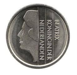 Nederland 1984 25 cent Beatrix