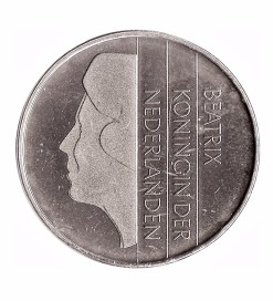 Nederland 1982 2,5 Gulden Beatrix
