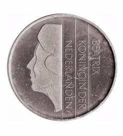 Nederland 1984 2,5 Gulden Beatrix