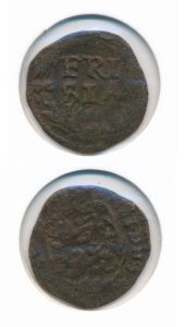 Friesland 17e eeuwse duit