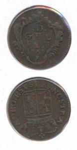 Gelderland 1767 duit