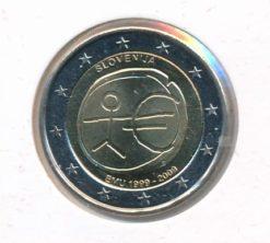 Slovenie 2009 2 Euro Emu