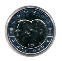 Belgie 2005 2 Euro Belgie - Luxemburg