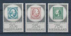 Nederland 1967 Postzegeltentoonstelling Amphilex '67 NVPH  886-88