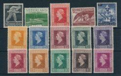 Nederland 1944-46 Bevrijdingszegels NVPH  428-42