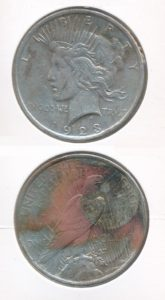 Verenigde Staten 1923 1 dollar