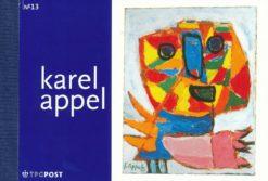 Nederland 2006 Karel Appel prestigeboekje PR13