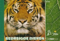 Nederland 2006 Bedreigde dieren prestigeboekje PR14