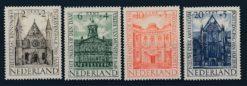 Nederland 1948 Zomerzegels NVPH  500-03