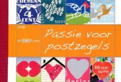Nederland 2008 Passie voor postzegels prestigeboekje PR19