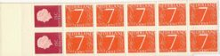 Nederland 1964 Automaatboekje  PB 1