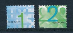 Nederland 2014 Zakenpostzegels NVPH 3138-39 gestanst