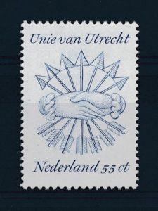 Nederland 1979 400 jaar Unie van Utrecht NVPH 1172