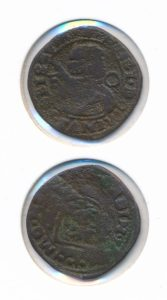 Friesland 1619 - 1621 oord