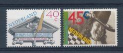 Nederland 1979 300e sterfdag Joost van den Vondel en Jan Steen NVPH  1184-85