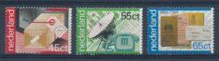 Nederland 1981 100 jaar P.T.T.-diensten NVPH  1220-22