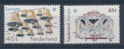Nederland 1981 Europa CEPT, folkore NVPH  1225-26