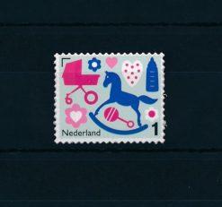 Nederland 2015 Geboortezegel nieuw ontwerp NVPH 3272
