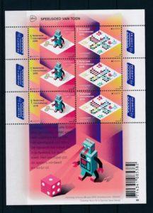Nederland 2015 Europazegels Speelgoed van toen Internationaal vel V3285-86