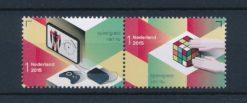 Nederland 2015 Europazegels Speelgoed van nu NVPH 3287-88