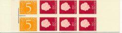 Nederland 1964 Automaatboekje  PB 2