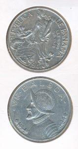 Panama 1947 1 balboa