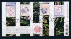 Nederland 2015 Mooi Nederland verzamelvelletje 14 NVPH 3302