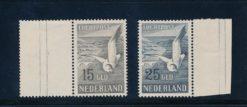Nederland 1951 Zeemeeuw NVPH LP12-LP13