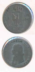 Pruissen 1802 4 groschen