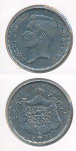 Belgie 1931 20 francs