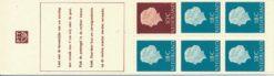 Nederland 1965 Automaatboekje  PB 3a