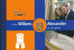 Nederland 2004 Koninklijk huis II prestigeboekje PR4