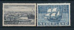 Nederland 1934 Curacao  NVPH 267-68