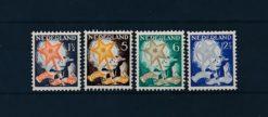 Nederland 1933 Kinderzegels NVPH 261-64
