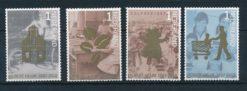 Nederland 2012 125 jaar Albert Heijn NVPH  2905-08
