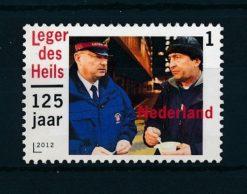 Nederland 2012 Leger des Heils 125 jaar NVPH 2909