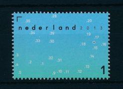 Nederland 2013 Da's toch een kaart waard NVPH  3095a