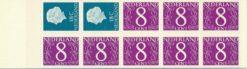 Nederland 1965 Automaatboekje  PB 4